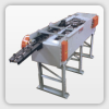 Dual Lane Orienting Conveyor -- Model 1500