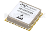 Surface Mount (SMT) 500 MHz Phase Locked Oscillator, 100 MHz External Ref., Phase Noise -110 dBc/Hz, 0.9 inch Package -- PE19XP5009 - Image