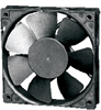 P1225L12BPLB1-7 P-Series (High Efficiency - High Performance - Advanced PWM) 120 x 120 x 25 mm 12 V DC Fan -- P1225L12BPLB1-7 -Image