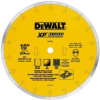 DEWALT 10 In. Premium Tile Blade Wet -- Model# DW4764C