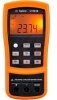 Capacitance Meter, Handheld, Orange, 11,000-Count, Data Logging -- 70180419