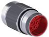 AMPHENOL SINE SYSTEMS - MB1JJN0600 - CIRCULAR CONNECTOR EXT, 6POS, FREE HANGING -- 57290