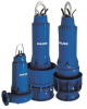 Submersible Pumps -- Wide Range of Light, Medium and Heavy Duty Pumps