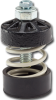Spring Floor Mounted Non-Seismic Isolator -- A-Series-Open-Spring-Isolators -Image