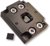 CSP Test Socket for Optical Laser Failure Analysis w/Emission Microscopy on any grid size pitch of 0.2mm or higher - Image
