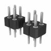 Rectangular Connectors - Headers, Male Pins -- 802-80-016-10-002101-ND -Image