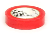 3M 764 General Purpose Vinyl Tape Red 1 in x 36 yd Roll -- 764 RED 1IN X 36YDS -Image