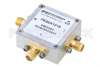 Double Balanced Mixer Operating from 5 MHz to 1.5 GHz with an IF Range from DC to 1 GHz and LO Power of +7 dBm, SMA -- PE86X1018 -Image