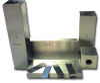 Metric Individual Rectangular Steel Gage Blocks, Grade 0 -- 632-0420