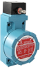 Explosion-Proof Limit Switches LSX Non Plug-in: Low Temperature Version; Side Rotary; 2NC 2NO DPDT Snap Action; 0.75 in - 14NPT conduit -- LSXYAB4L