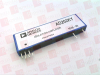 ANALOG DEVICES AD202KY ( ISOLATION AMPLIFIER, 2KHZ, SIP-10; NO. OF AMPLIFIERS:1 AMPLIFIER; INPUT OFFSET VOLTAGE:5MV; ISOLATION VOLTAGE:1500VRMS; SUPPLY VOLTAGE RANGE:13.5V TO 16.5V; AMPLIFIER CASE ... -Image