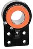 Link-Belt FBB22631E7 Flange Blocks Link-Belt Spherical Roller Bearings -- FBB22631E7 -Image