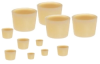 Versilic Silicone Stoppers -- 76136
