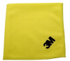 3M Scotch-Brite Yellow Microfiber Cloth - 23651 -- 048011-23651 - Image