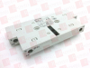 ALLEN BRADLEY 100-DS1-11 ( AUXILIARY CONTACT BLOCK,STANDARD,SIDE MOUNTED,1 NO,1 NC,LEFT OR RIGHT INSIDE MOUNTING ) -Image