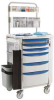 Anesthesia Cart,H 45-1/4 x W 32-1/4 -- FLANES1 - Image