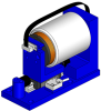 Voice Coil Positioning Stage -- VCS10-350-LB-01-MC -- View Larger Image
