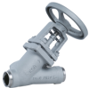 Flanged or Weld End Bellows-type Globe Valve -- NORI 40 ZYLB/ZYSB