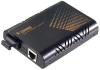 EtherWAN 10/100TX to 100FX MM (SC) Media Converter -- 1023-SF-50