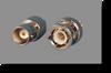 BNC Crimp Male Connector For Micro Loss Coax -- RFC-02Z - Image