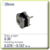 5-Phase Stepping Motor -- 103-4505-7010 - Image