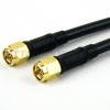 SMA Male to SMA Male Cable RG-58 Coax in 36 Inch and RoHS Compliant -- FMC0202058LF-36 -Image