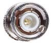 RG174/U Coaxial Cable, BNC Male / Female Bulkhead, 10.0 ft -- CC174-MF-10 -Image