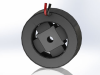 Limited Angle Torque Motor -- TMR-020-010-4 - Image