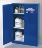30 Gallon Acid/Corrosive Cabinet, 1 Shelf, 43