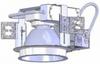 4000 Lumen LED Recessed Downlight -- 8VLB
