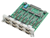 8-port RS-232/422/485 with port-to-port Isolation -- UNOP-1628D - Image