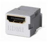 HDMI Keystone Coupler, White -- 101819WT
