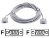 StarTech.com Cross Wired DB9 Serial Null Modem Cable -- SCNM9FF25