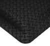 SR (Slip-Resistant) Diamond-Plate No. 418; 3' Cut up to 75'; Black -- 715411-62769