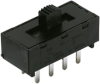 Miniature Slide Switches -- L Series - Image