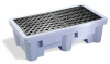 PIG Poly Plus Spill Containment Pallet -- PAK416