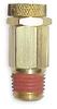 Valve, Relief,1 MNPT,0-40 CFM,0-20 PSI -- 3ETU7 - Image