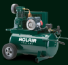 Wheeled Electric Air Compressors -- 5520K17