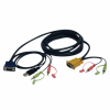 KVM Switches (Keyboard Video Mouse) - Cables -- P756-010-ND - Image