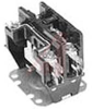 Contactor, Definite Purpose, Model 96, 30 A, 120 VAC, 2 Pole, DPST-NO-DM -- 70198912 - Image