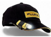 Hat Light Black/Yellow AAA -- 09596924460-1