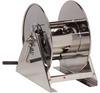 Hand Crank Medium Pressure Stainless Steel Hose Reel -- HS18000 M - Image