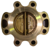 Aluminum Bronze Check Valves -- LD 016-ALCK - Image
