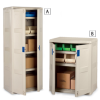 SUNCAST Indoor/Outdoor Storage Cabinets -- 5730526