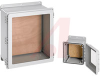 CABINET;WIFI;POLYPRO;NEMA 4X;SOLID COVER;16.12X14.01X8.35;POLYESTER -- 70066689 - Image