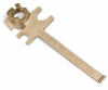 Deluxe Drum Plug Wrench - Non-Sparking Bronze Alloy -- DRM1020 - Image