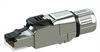 RJ45 Ethernet Connector with Compression Nut -- J00026A5000 - Image