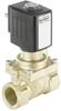 2/2-way-solenoid valve; servo assisted -- 221846 -Image