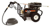Mi-T-M Professional 3500 PSI Pressure Washer w/ Belt-Drive -- Model JCW-3504-0MHB