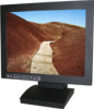 """20.1"""" Rugged NEMA 1 Tabletop -- VT201M - Touch -- View Larger Image"""